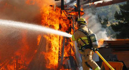 What to Do After a Commercial Fire
