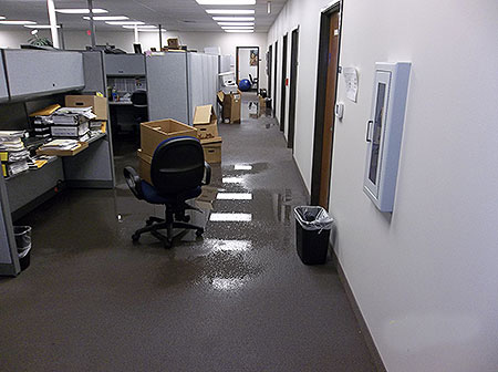 4 Common Causes Of Commercial Water Damage
