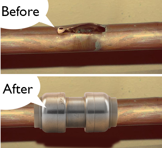 Burst Or Frozen Pipe Damage Restoration In Chicagoland